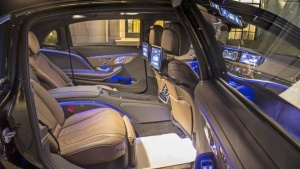 Chauffeured Limousine Transportation