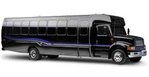 NYC Mini Coach Bus Charter