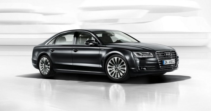 Audi A8L (Luxury)