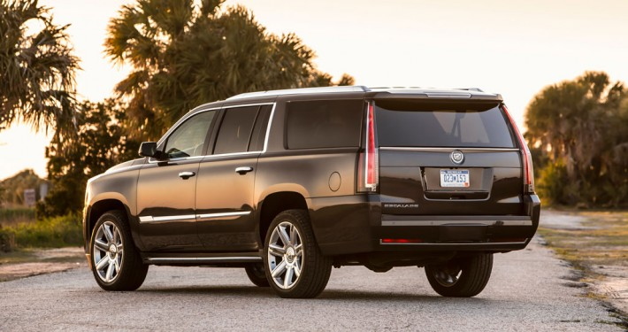 Luxury Suv Escalade 7 Passenger