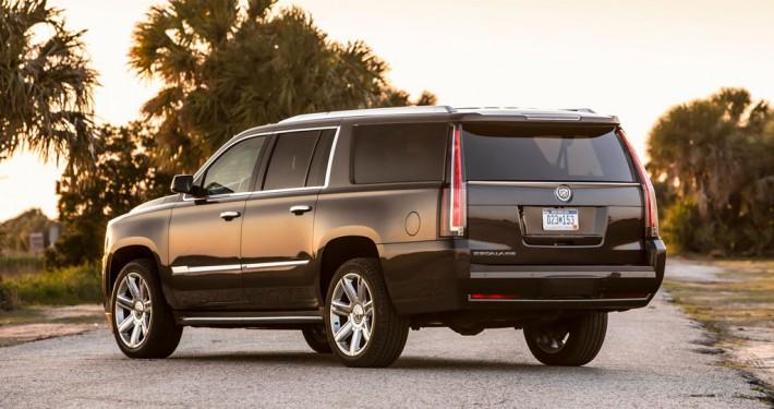 7 Passenger Suv >> Luxury SUV Escalade - 7 Passenger