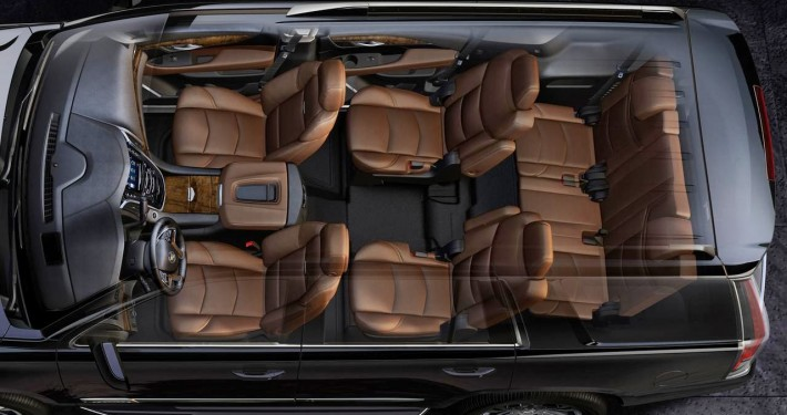 luxury suv escalade 7 passenger. Black Bedroom Furniture Sets. Home Design Ideas
