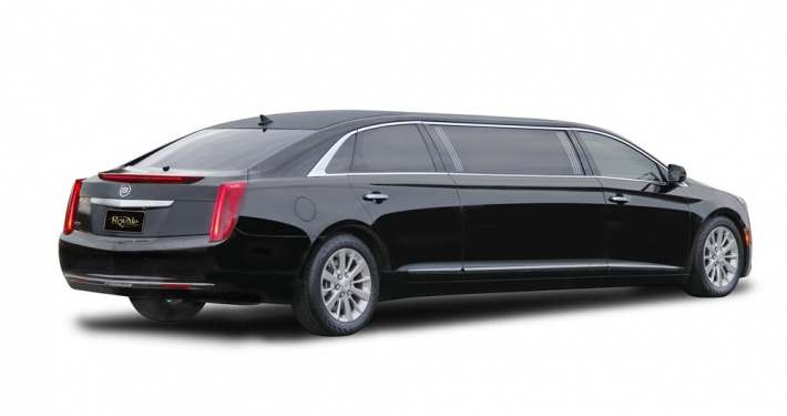 Cadillac XTS Stretch Limousine Side