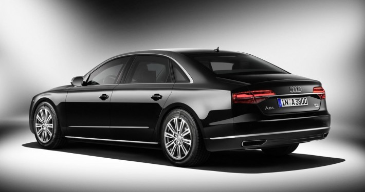 Audi A8 limo service NYC