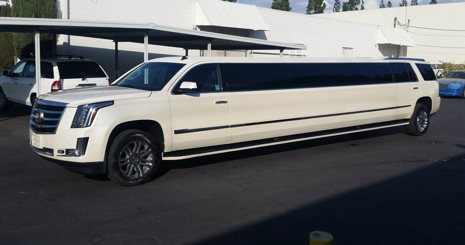 Cadillac Escalade Stretch Suv Limo Service Nyc