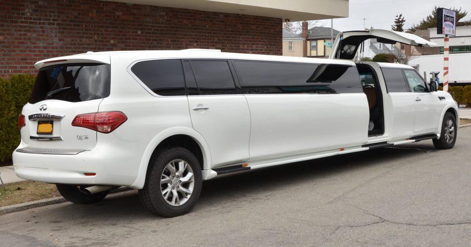 Infiniti QX56 Stretch SUV Limo