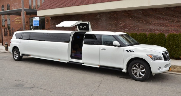 Sprinter Rental Nyc >> Infiniti QX56 Stretch SUV Limo
