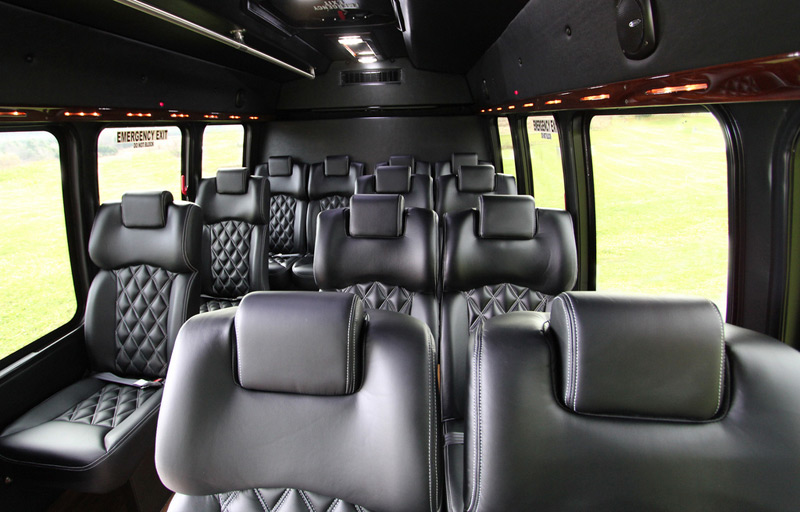 Mercedes Sprinter Van >> Mercedes Sprinter Van - NY Car Service for Executives