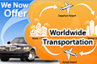 Offering Worldwide Transportation