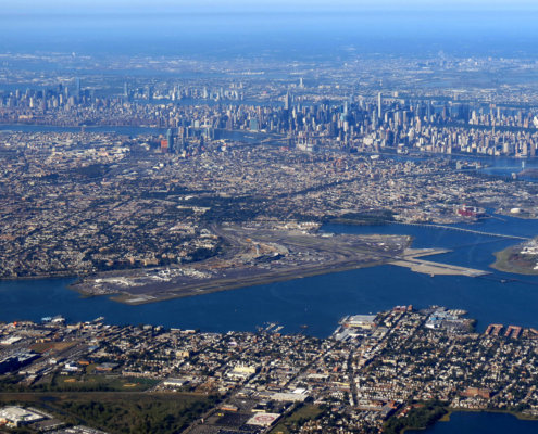 LaGuardia Redevelopment Project Affects Your Ground Transportation