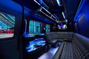 Sprinter Limo Van Rental