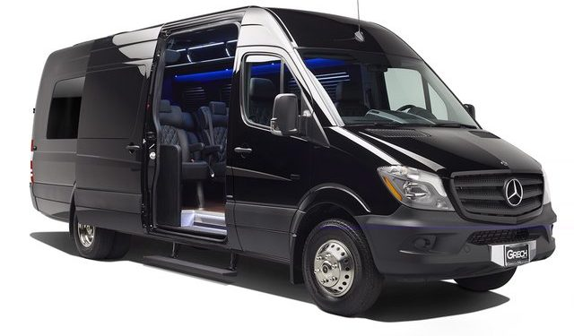 Mercedes Sprinter Van Charter NYC